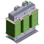 Трехфазные трансформаторы серии DRUE