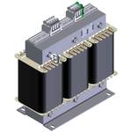 Трехфазные трансформаторы серии DRUL