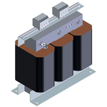 Трехфазные трансформаторы серии RDST